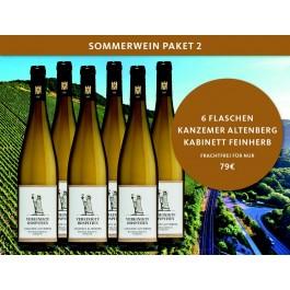 Sommerweinpaket 2