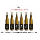 Paket 1 - Eine Million Sterne Wein - 6 Flaschen