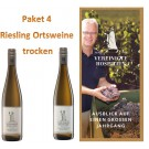 Paket 4 Riesling Ortsweine trocken